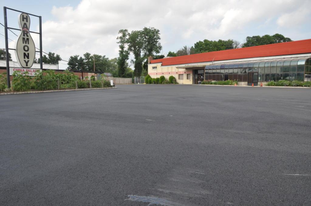 Harmony Bowl Parking Lot Paving